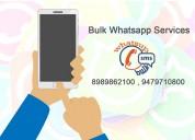 Best bulk whatsapp marketing