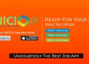 Inicio job app