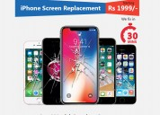 Iphone screen replacement offer