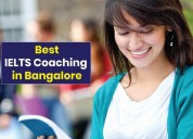 Top ielts coaching in bengaluru - abroad test prep