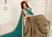 Designer sarees wholesale in surat