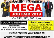 Mega job fair 2019