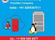 Affordable linux hosting provider company in delhi