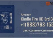 Kindle fire technical support ||+1(888)763-1555 he