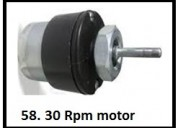 30 rpm motor and mechanical projects trichy