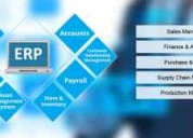 Erp web application development company in mumbai