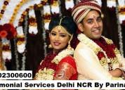 Marriage bureau in delhi ncr