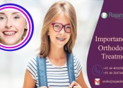 Importance of orthodontic treatment