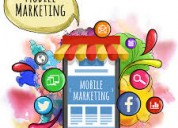Marketing strategies from our mobile marketing off