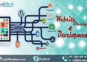 Top website development company in ahmedabad, in