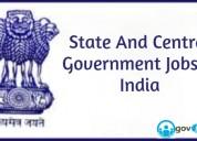 Latest government job notifications