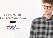 Abof coupons, deals & offers: flat 40% off women s