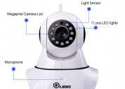 360 auto-rotating wireless cctv camera security