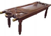 Ensis - spa & panchkarma dhroni massage bed