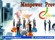 Manpower provider in delhi ncr