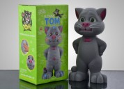 Talking tom toy battery operated ai touch sensor
