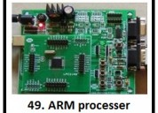 Arm processer and ieee 2019-2020 digital image pro