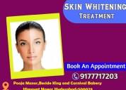 Skin whitening treatment in hyderabad