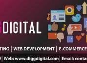 Web, e-commerce & digital marketing company/agency
