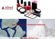 Talc Powder in India Best Supplier Earth MineChem