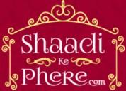 Best indian marriage bureau - shaadi ke phere