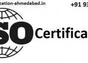 Consultancy for iso certification in ahmedabad