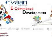 Arvaan solutions- e commerce websites & developer
