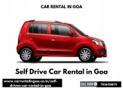 Self drive car rental - self driving car goa