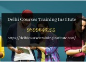 Delhi courses training institute