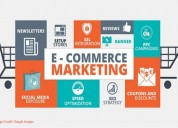 E-commerce marketing - drive sales best & cheap