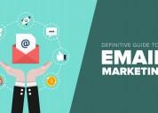 E-commerce marketing company