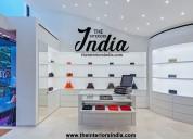 Theinteriorsindia|showroom interior designers