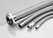 Buy stainless steel flexible hose pipe