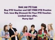 Buy pte voucher online pte voucher code