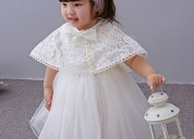 Lyrah - baptism dress for girls