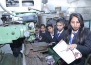 Get direct admission in delhi polytechnic college