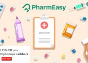 Pharmeasy coupons, deals & offers: get 30% off you