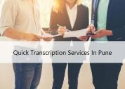 Hire Affordable Audio Transcription Services