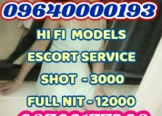 Independent educated vip models escort service