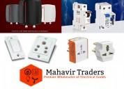 Mahavir trades - premier wholesaler of electricals