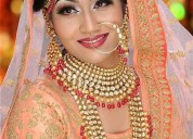 Best bridal makeup in udaipur champion salon & spa