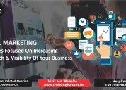 Training basket |digital marketing classes in noid