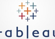 Tableau online training with job support