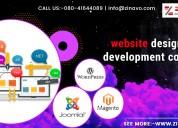 Website designing companies in bangalore | zinavo