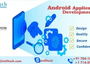 #1 android app development company in ahmedabad