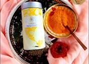Best ayurvedic curcumin tea for immunity