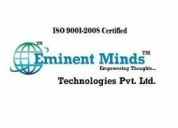 Eminent minds is hiring for  hr recruiter