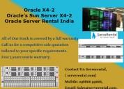 Oracle x4-2| oracle's sun server x4-2|oracle serve