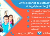 Assignment writer jobs - great way to earn money!