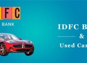 Apply for idfc bank used car loan in hyderabad